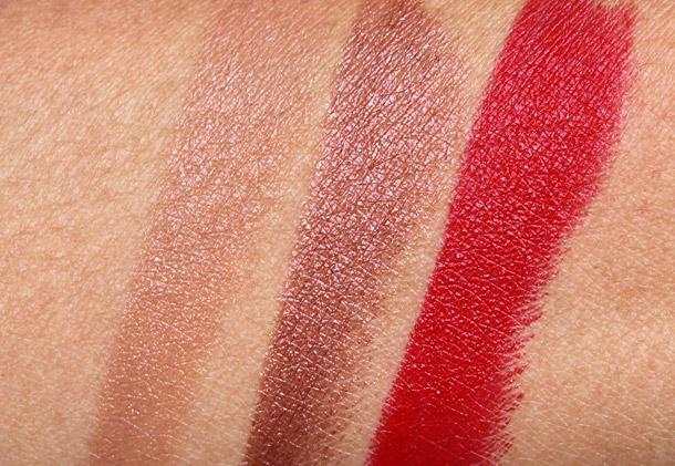 dolce gabbana animalier lipstick swatches