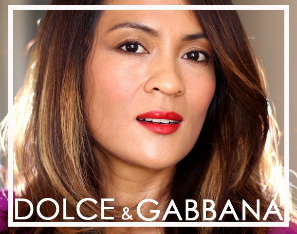 dolce gabbana iconic lipstick