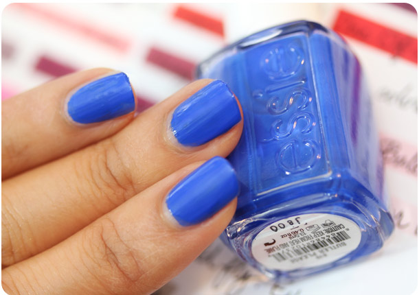 essie butler please swatch