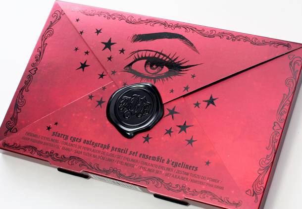 kat von d starry eyes autograph pencil set