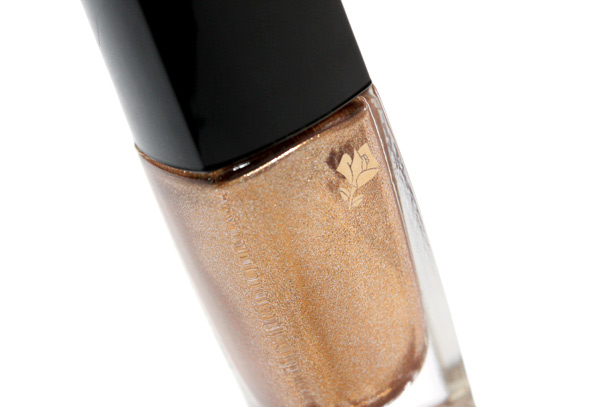 lancome bubbly gold