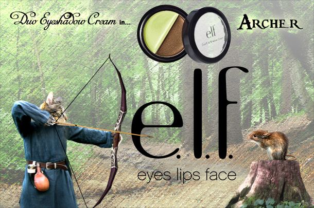 Tabs for ELF Duo Eyeshadow Cream in Archer