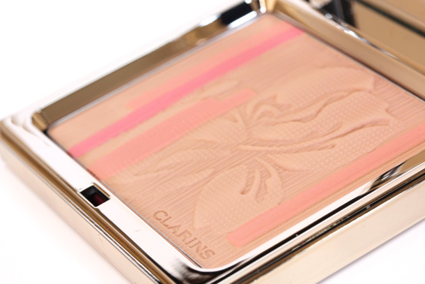 Clarins Rouge Eclat Spring Make-Up Collection Face Palette side