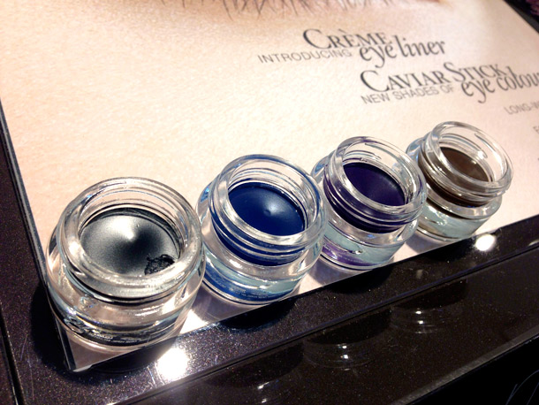 Laura Mercier Creme Eye Liners