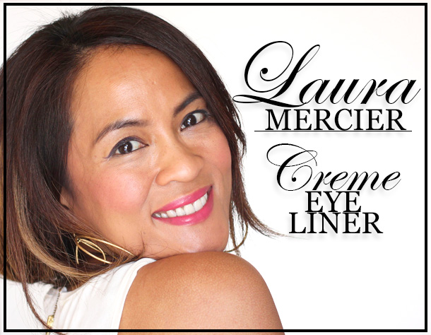 The New Laura Mercier Creme Eye Liners