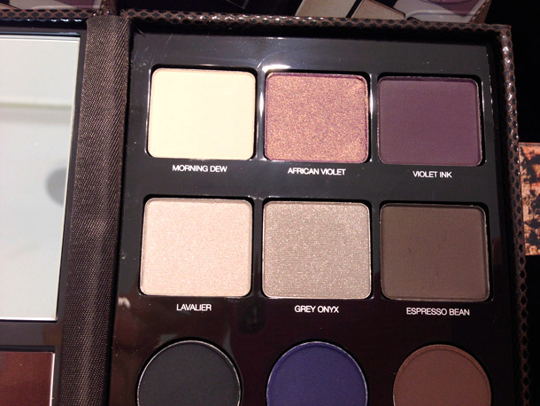 Laura Mercier Luxe Colour Portfolio Eyeshadows