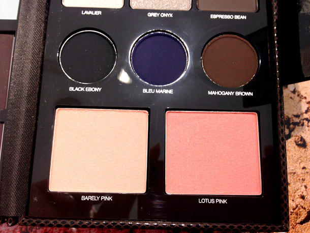 Laura Mercier Luxe Colour Portfolio Cake Liners and Blushes