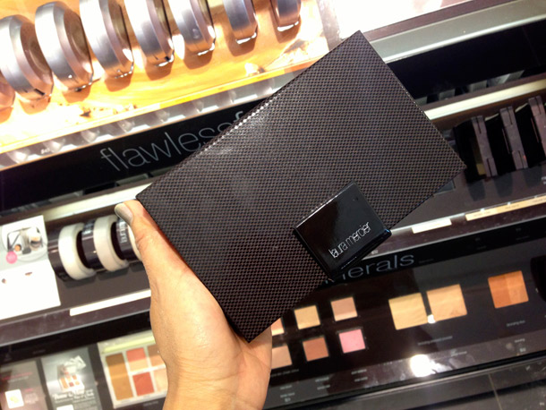 Laura Mercier Luxe Colour Portfolio Packaging