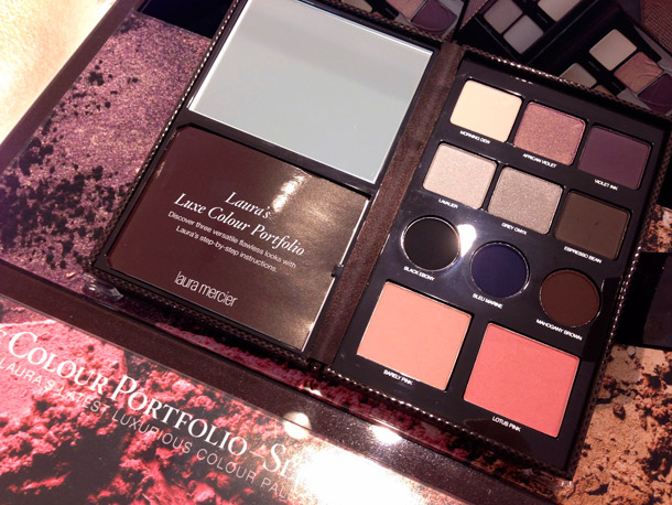 Laura Mercier Luxe Colour Portfolio