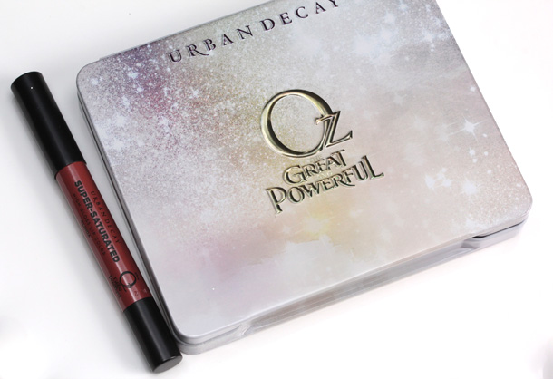 Urban Decay Oz Glinda Palette packaging
