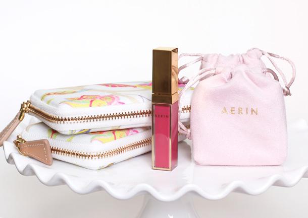 Aerin Beauty Spring 2013 Packaging