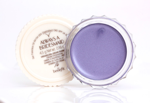 Benefit Always a Bridesmaid Creaseless Cream Shadow