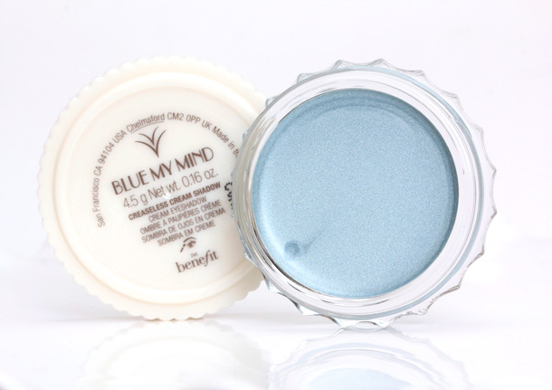 Benefit Blue My Mind Creaseless Cream Shadow