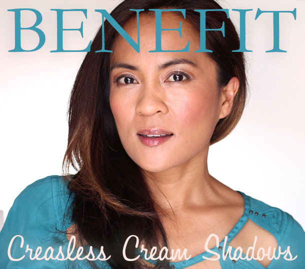 Benefit Creaseless Cream Shadows