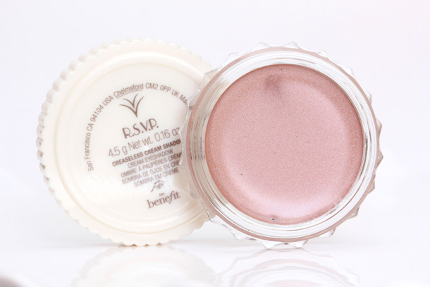 Benefit R.S.V.P. Creaseless Cream Shadow