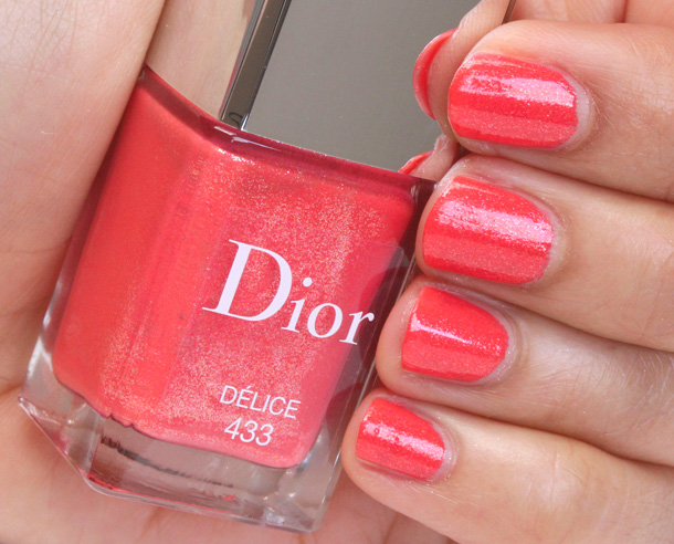 Dior Delice Vernis Swatch