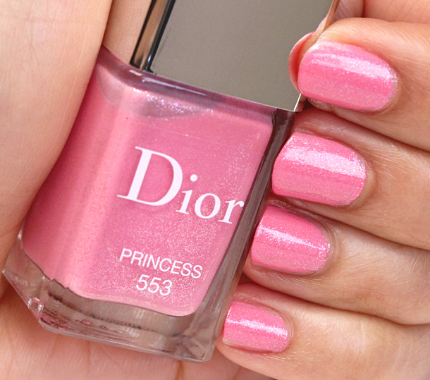 Dior Princess Vernis Swatch