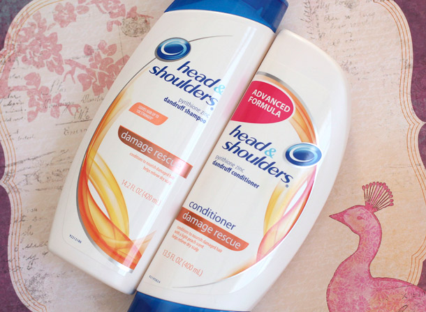 Head & Shoulders Damage Rescue Shampoo and Conditioner