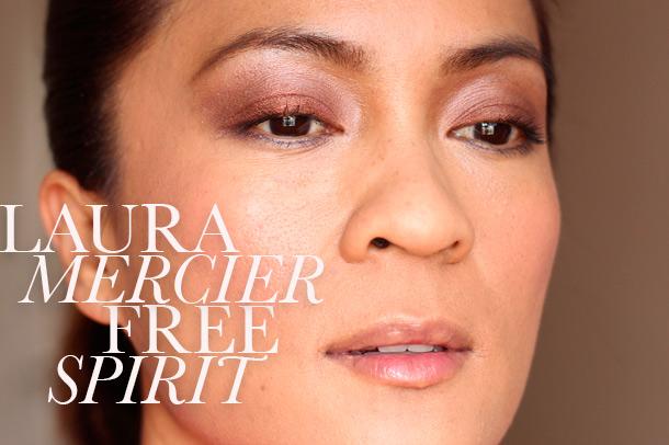 laura mercier free spirit baked eye colour palette