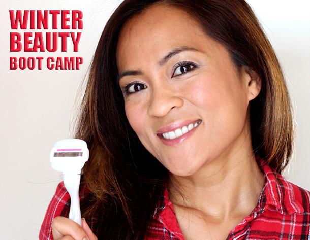 Winter Beauty Bootcamp