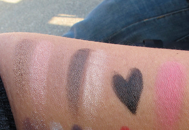 smashbox admire me idolize me jet black swatch