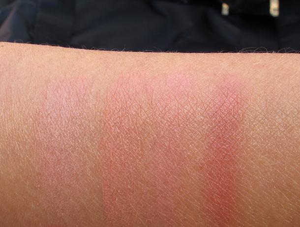 smashbox halo long wear blush swatches