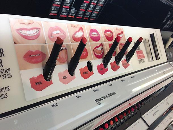 smashbox mega tint long wear lip color