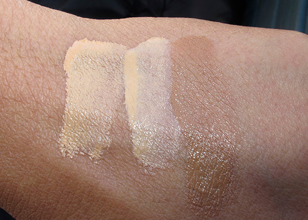 stila beauty balm swatches
