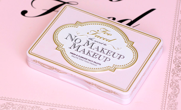Too Faced The Secret to No Makeup Makeup packaging