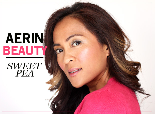 Aerin Beauty Sweet Pea Lip & Cheek Color