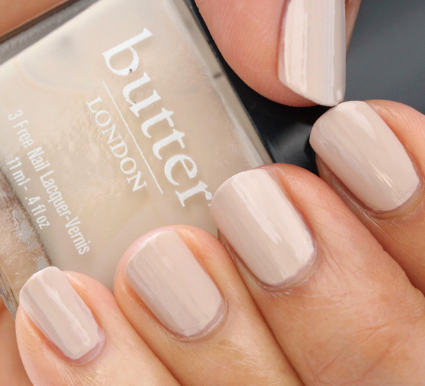Butter London Cuppa Swatch