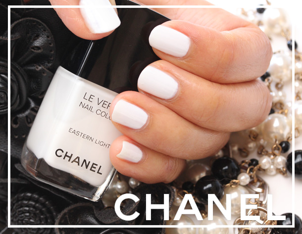 Chanel Eastern Light Le Vernis Nail Colour Picture Swatch 1