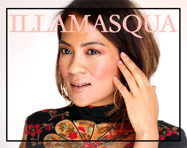 Illamasqua Beg Bronzerella Blusher Duo