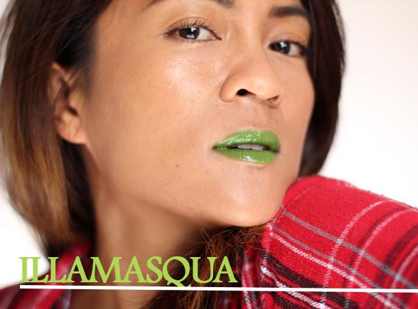 Illamasqua Shoot Lipgloss