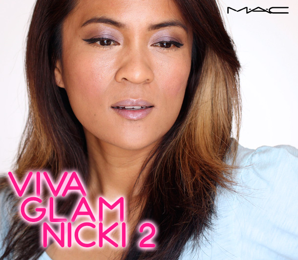 MAC Viva Glam Nicki 2 Lipstick