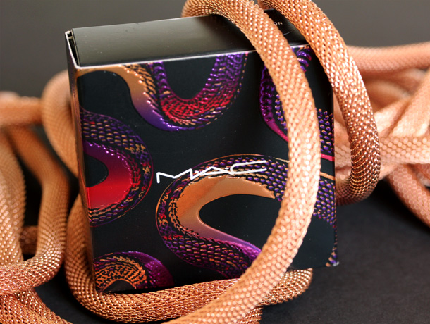 MAC Year of the Snake Large Eye Shadow Packaging