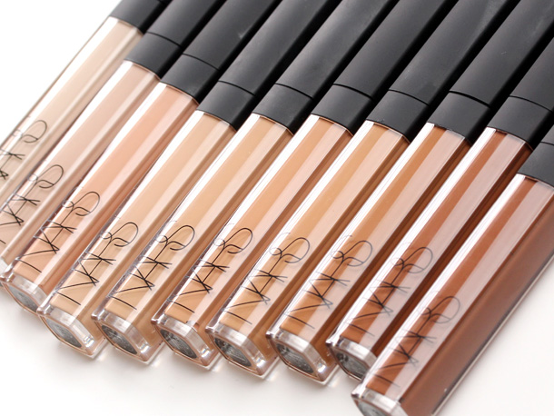 NARS Radiant Creamy Concealer Pictures Closeup