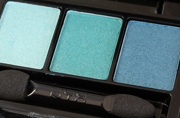 NYX Caipirinhas on the Beach Love in Rio Eye Shadow Palette Small