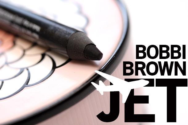 Bobbi Brown Jet Long-Wear Eye Pencil