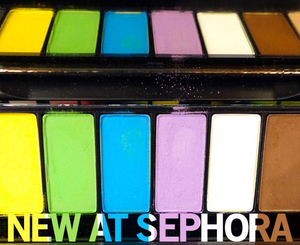 Make Up For Ever Technicolor Palette