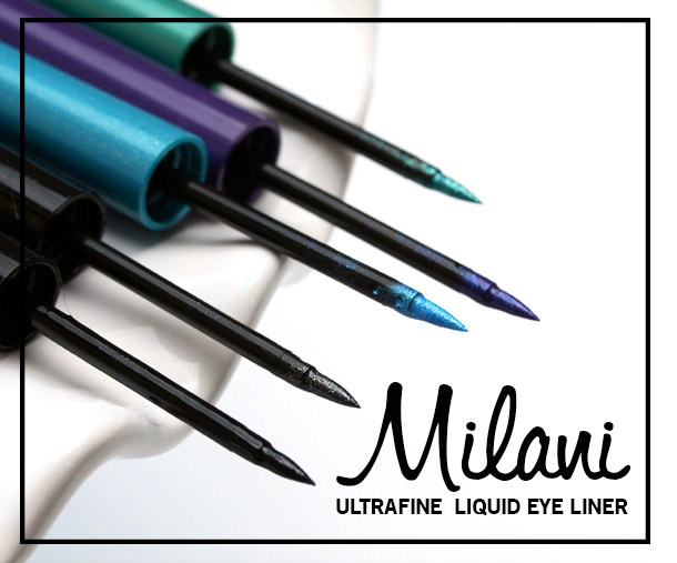 Milani Ultrafine Liquid Eye Liners