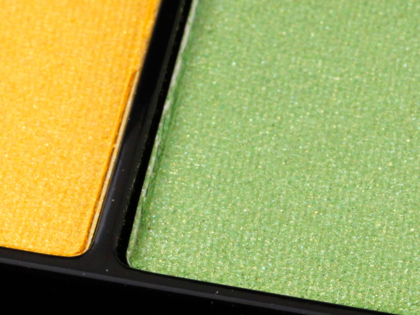 NYX Carnival Del Sol Love in Rio Eye Shadow Palette Closeup
