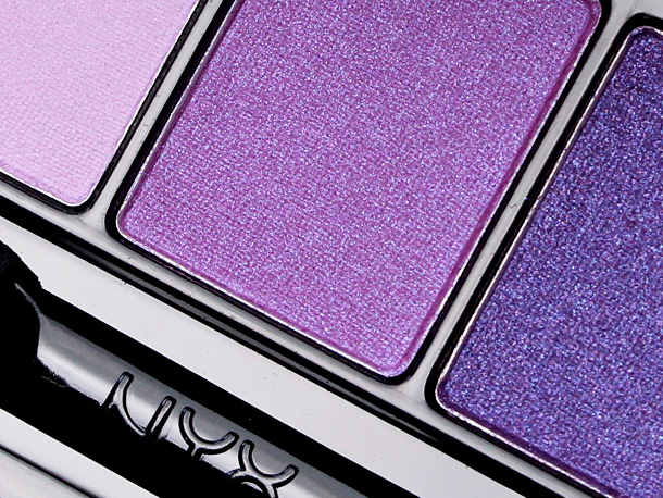 NYX Life Is a Cha Cha Love in Rio Eye Shadow Palette Photo Picture Closeup