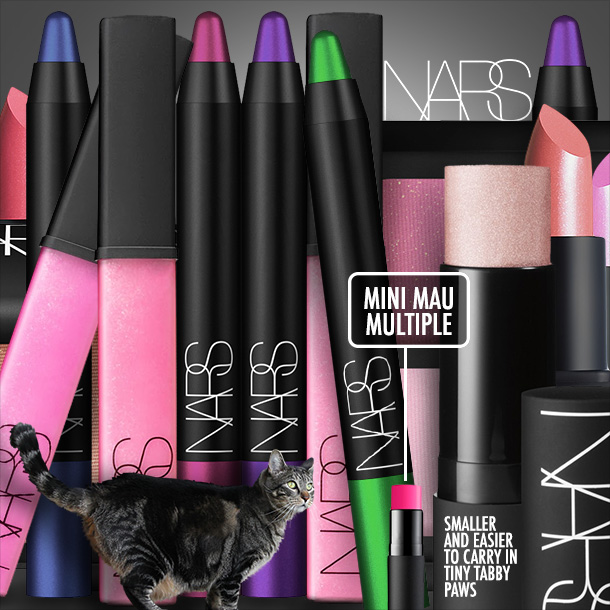 Tabs for the NARS Mini Mau Multiple