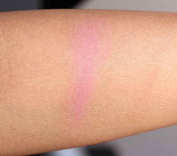 Estee Lauder Mad Men Collection See Thru Blush in Light Show swatch