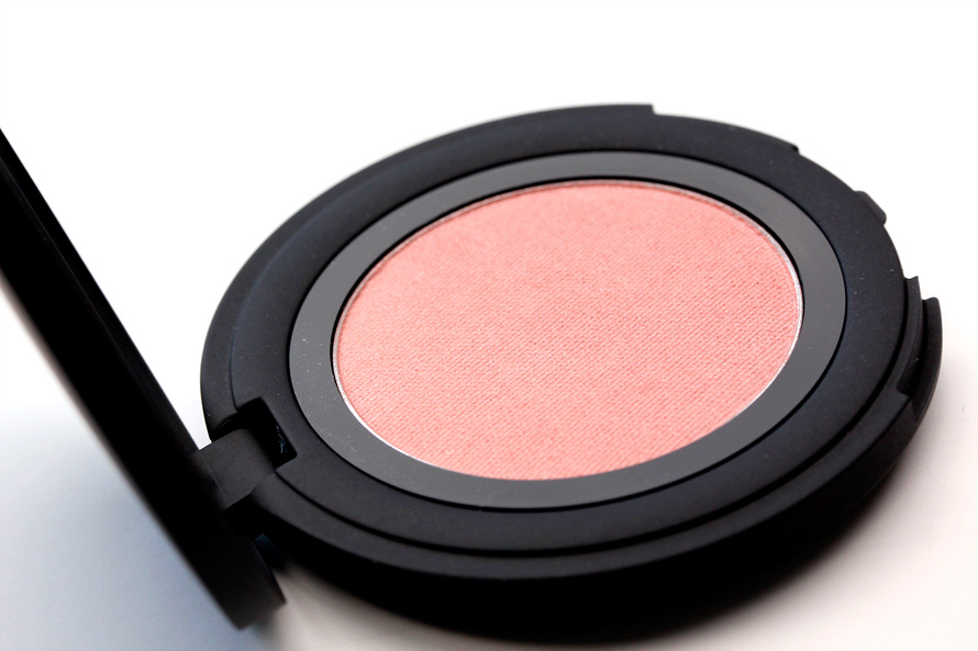 Gorgeous Cosmetics Colour Pro Powder Blush Peach Glow Big