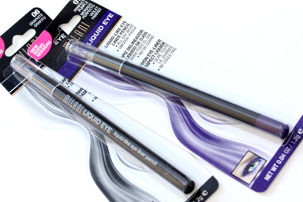 Milani Liquid Eye Perfect Purple Graphite 2