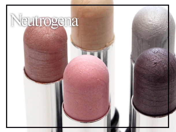 Neutrogena Crease Proof Eye Shadows