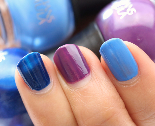 Physicians Formula Endless Color Custom Nail Trio in Trendsetter Chic