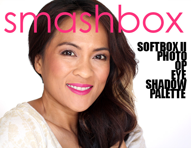 Smashbox Softbox II Photo Op Eye Shadow Palette